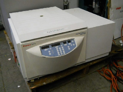 Thermo / Forma Multi RF High Performance Refrigerated Centrifuge