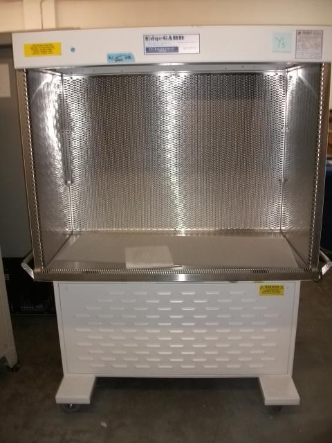 Recently Sold Baker Edgegard Eg 4320 Laminar Flow Clean Bench